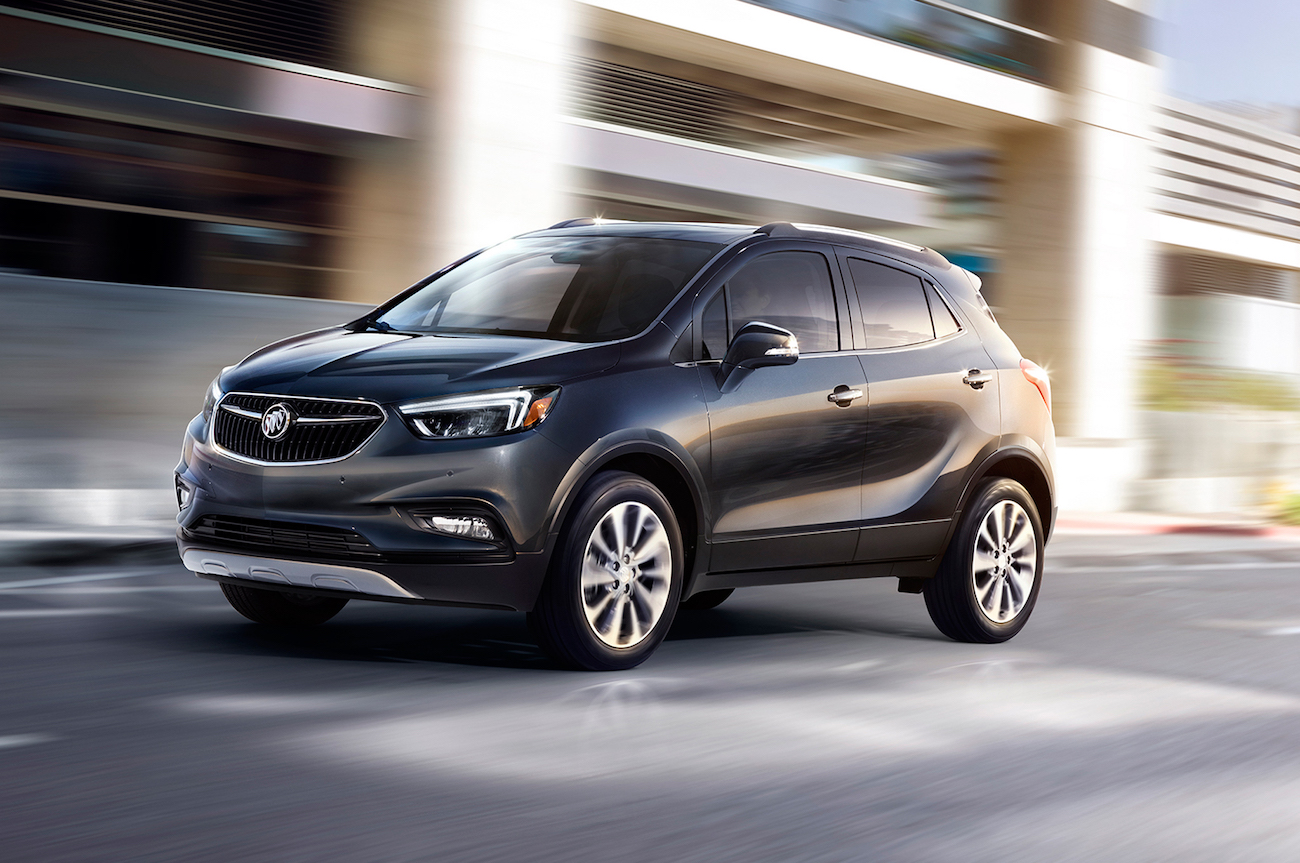 2017 buick encore lease offers