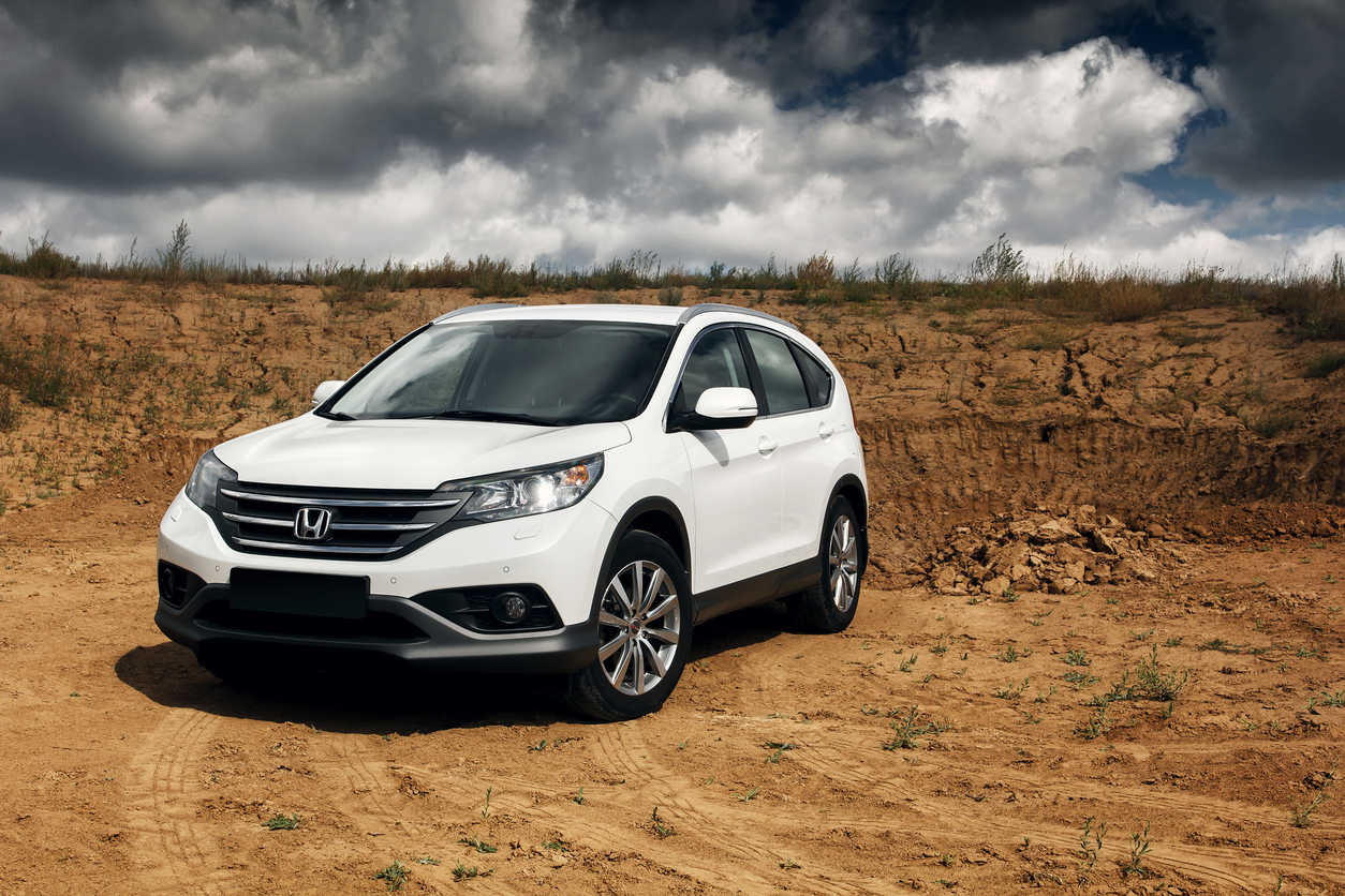 Honda CR-V Best SUV in America