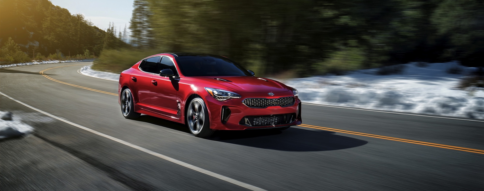 2018 Kia Stinger: New Gunfighter In The Compact Luxury Car Corral