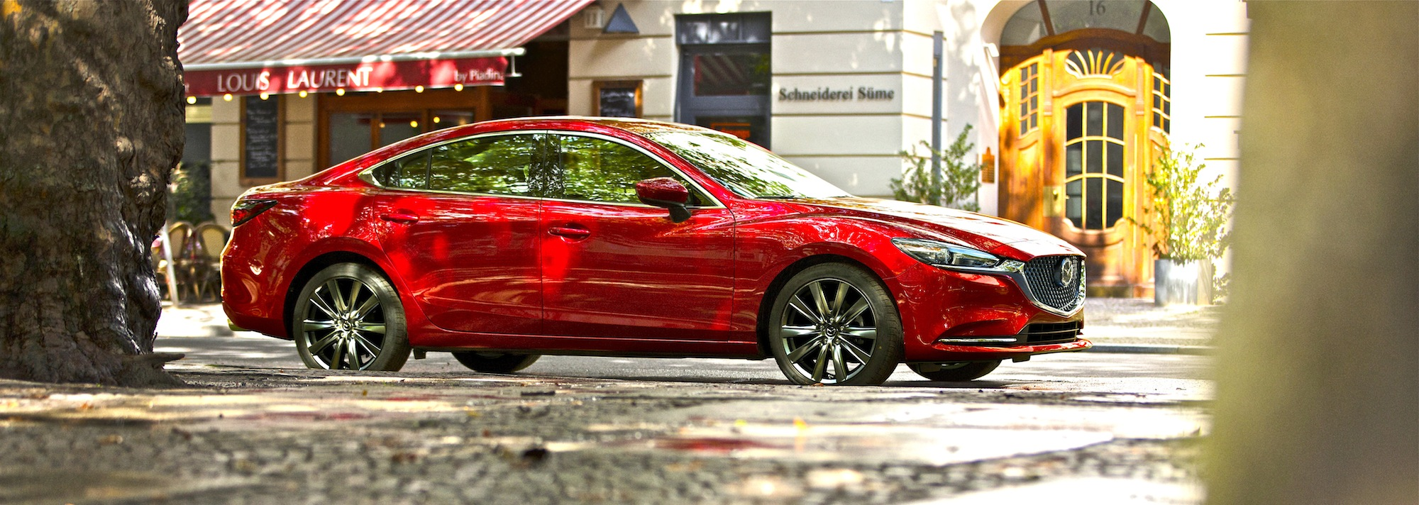2018 Mazda6: Mid-Size Sedan For Drivers Adds Luxury And Performance