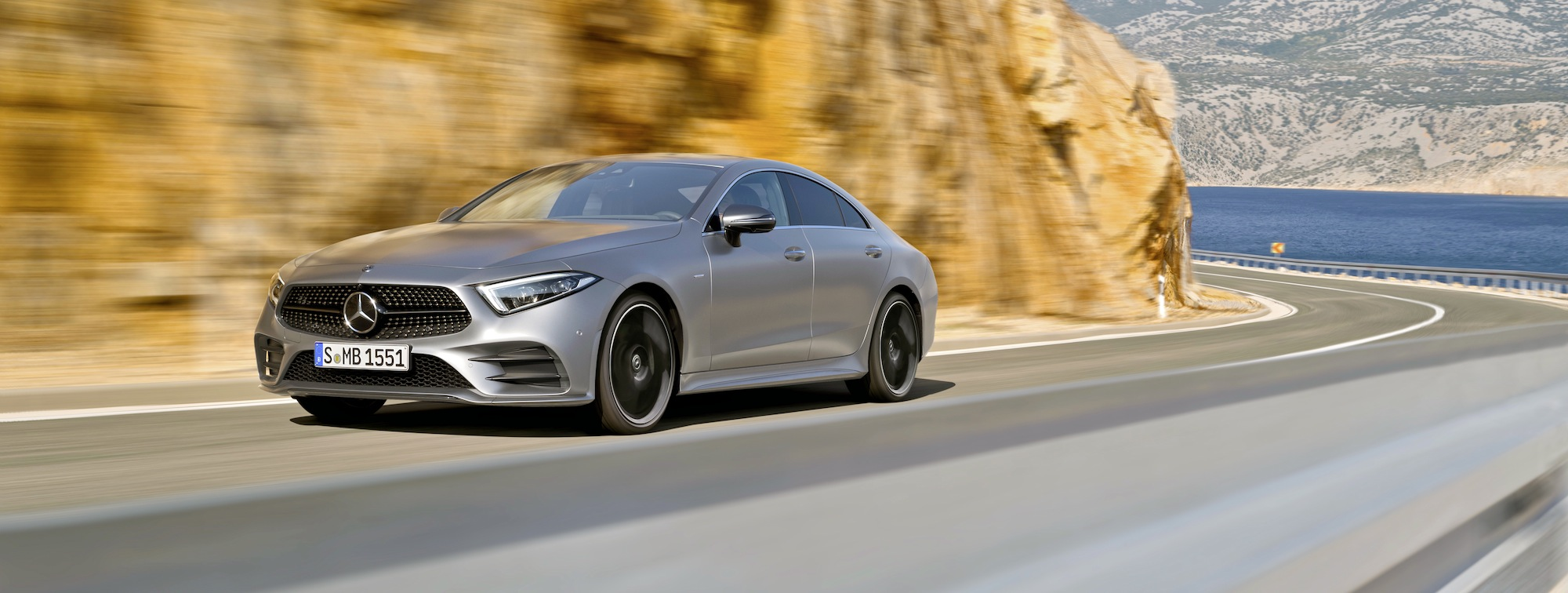 2019 Mercedes-Benz CLS: Sexy Four-Door Luxury Car Full Of Future Tech