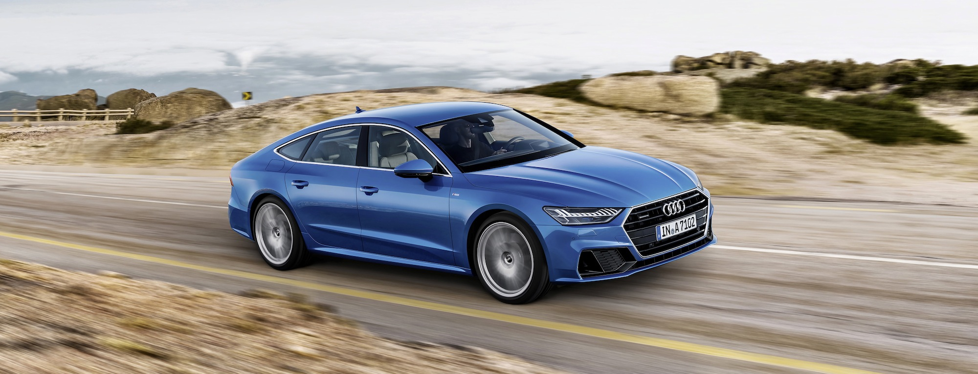 2019 Audi A7 Sportback: High Style Blends With High-Tech