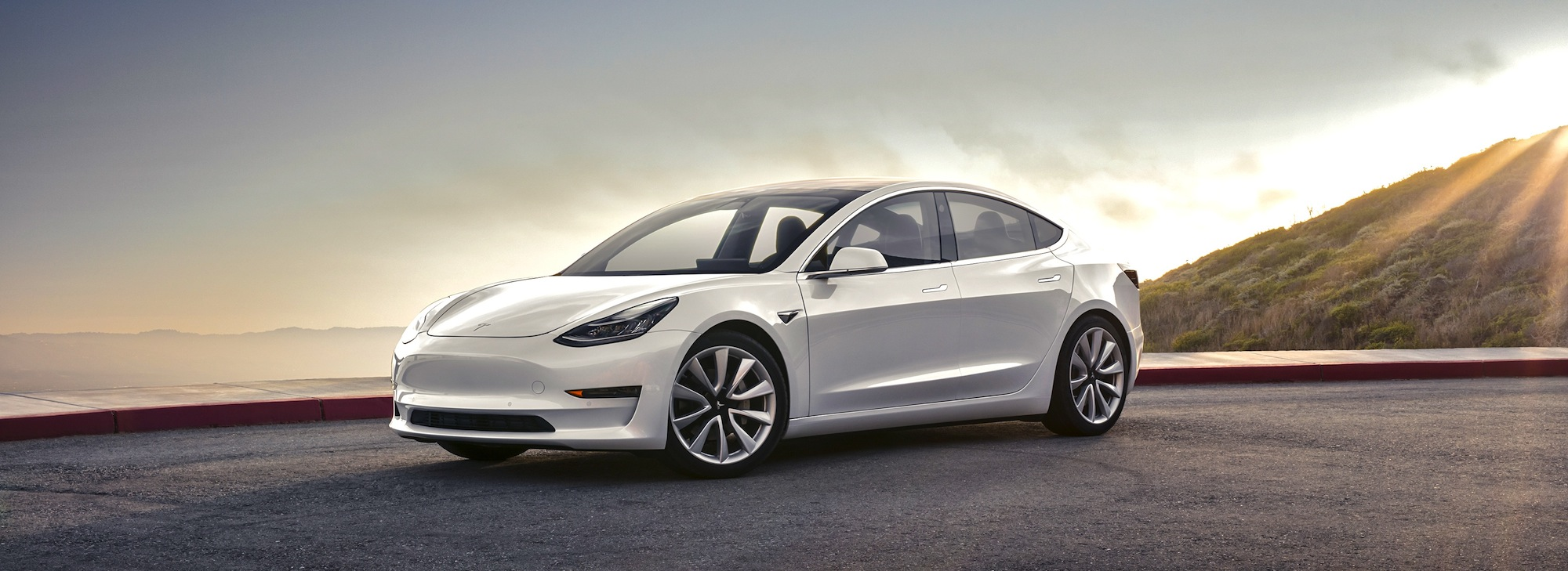 Tesla Model 3: You Can Lease One...Someday