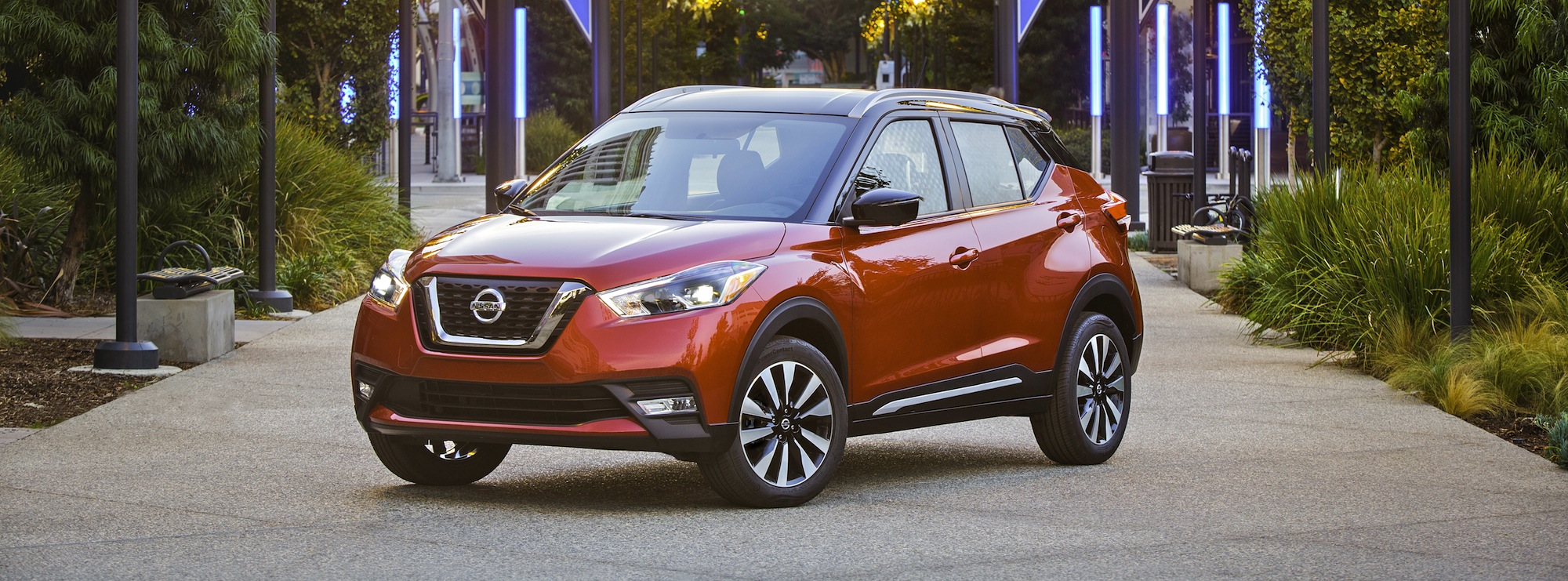 2018 Nissan Kicks: A New Subcompact SUV Joins The Lineup