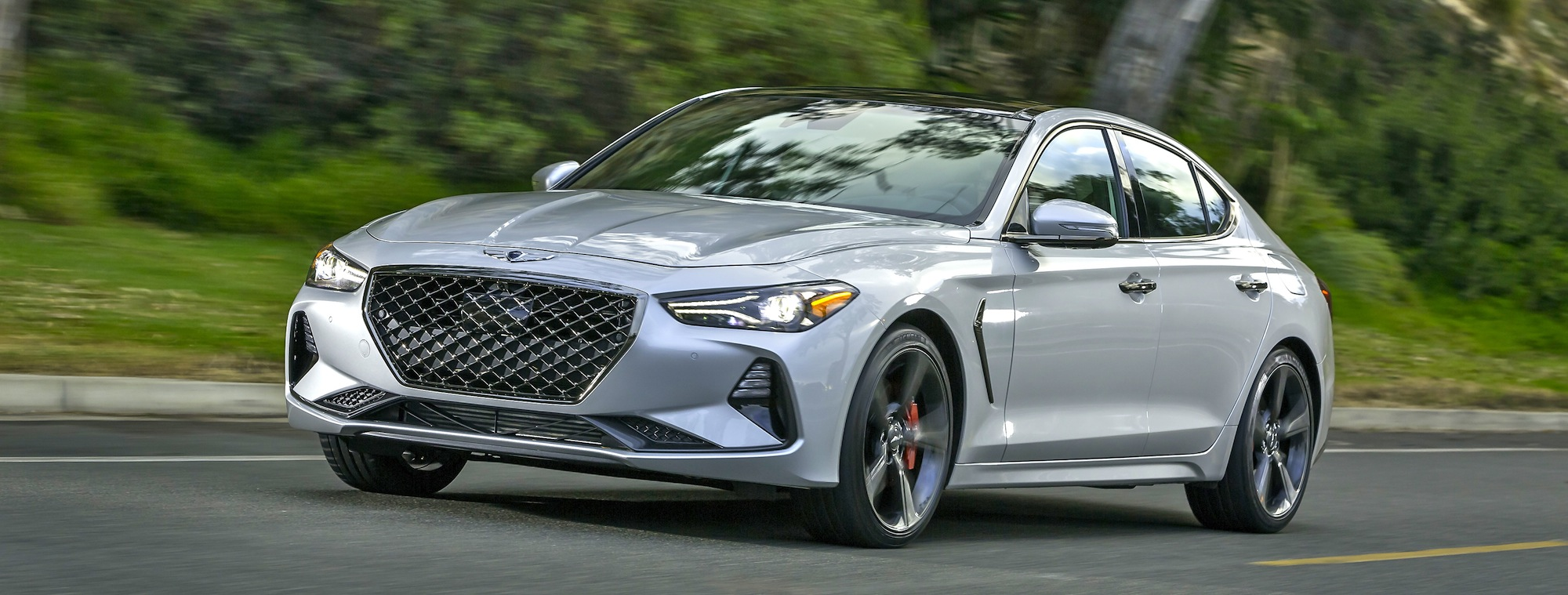 2019 Genesis G70: Korean Luxury, With Performance Direct From Germany