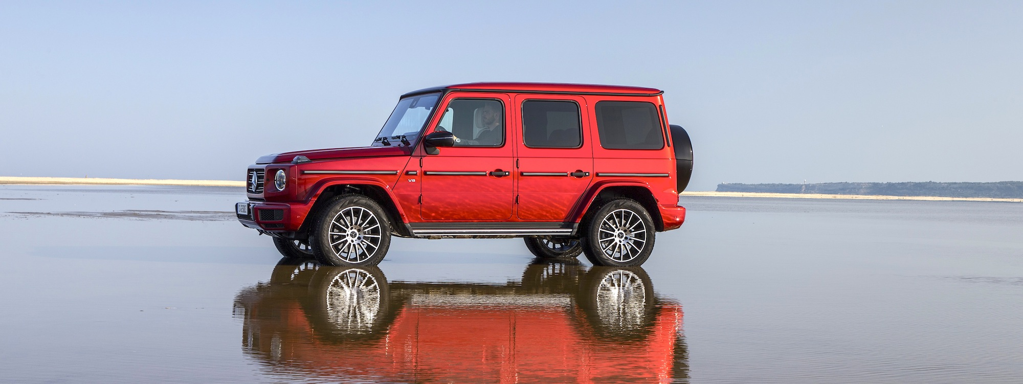2019 Mercedes-Benz G-Class: From Military Vehicle To Celebrity Ride