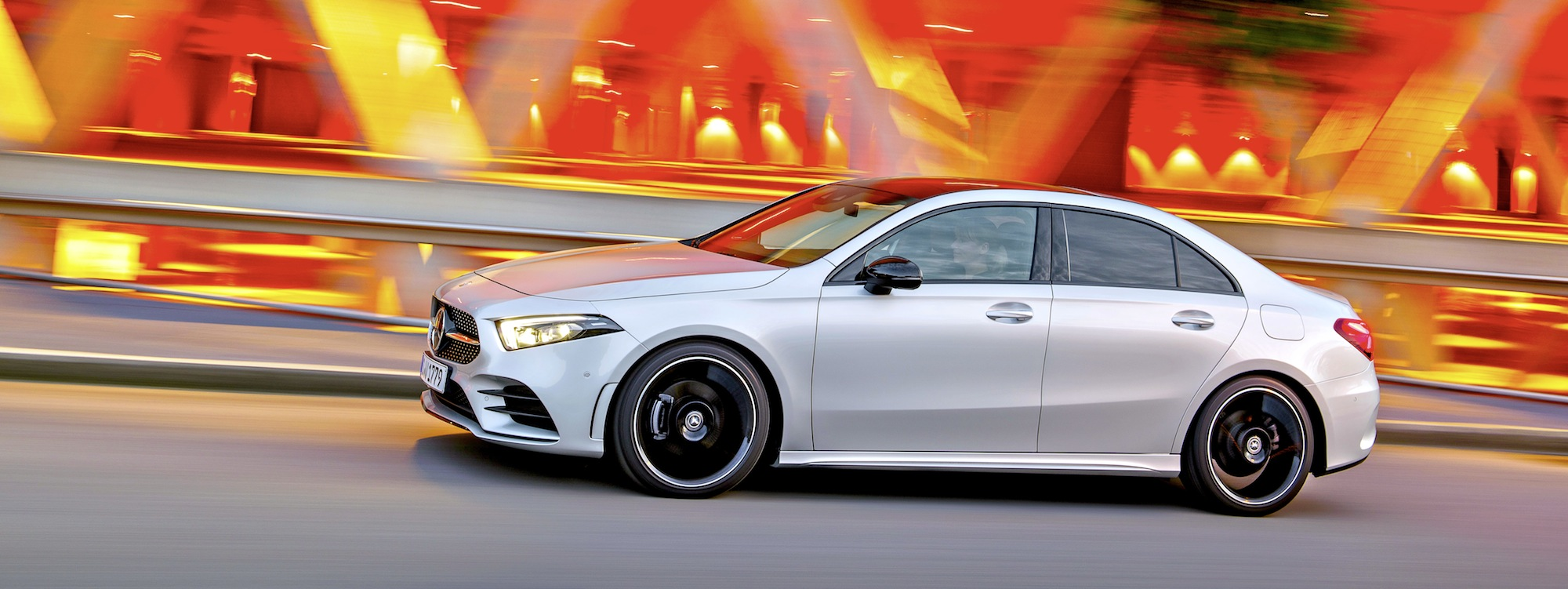 2019 Mercedes-Benz A-Class Sedan: New Baby Benz Is A High-Tech Showcase