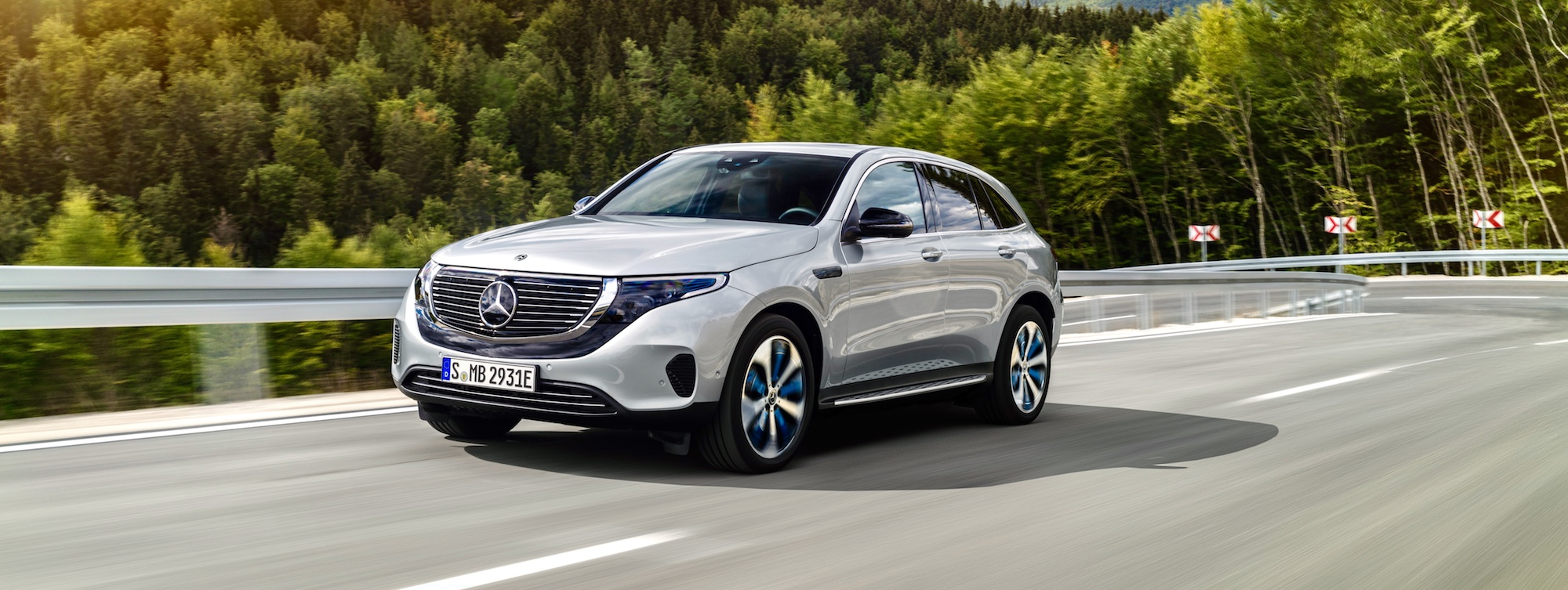 Mercedes-Benz EQC 400 4MATIC: All-Electric SUV For The Upscale Masses