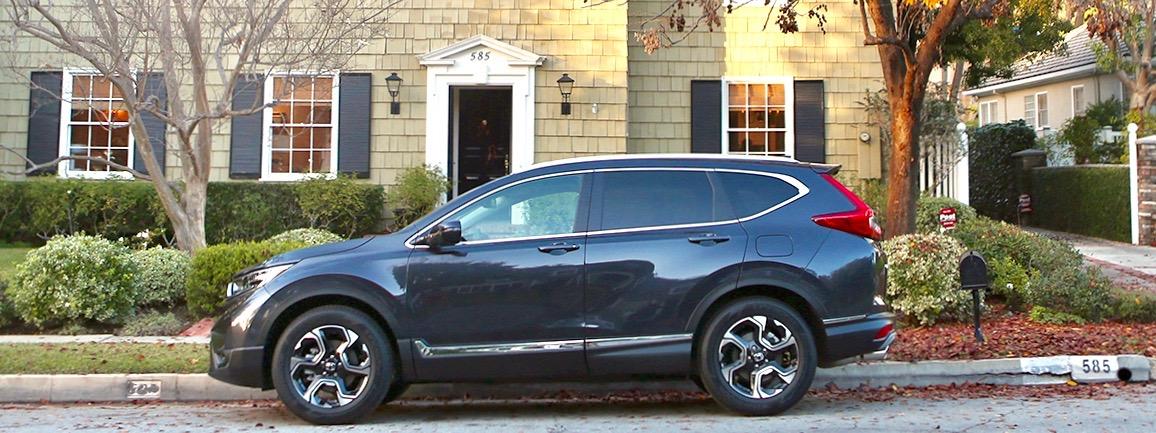 Top 10 Most Popular Leased Mass Market SUVs