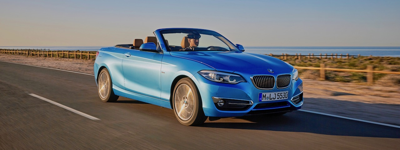 8 Of The Best BMW Convertible Lease Deals For December 2018